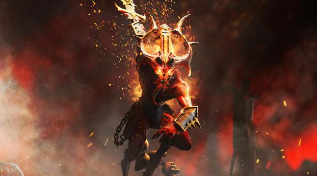 Warhammer Chaosbane Wallpaper