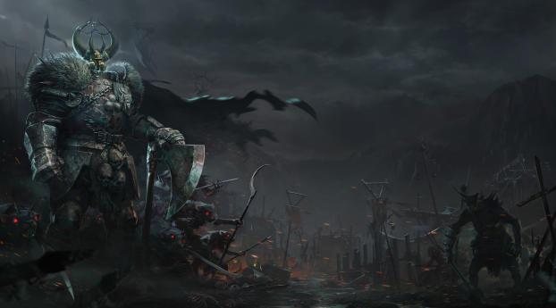 Warhammer Vermintide 2 Game Wallpaper