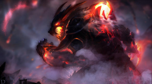 HD Wallpaper | Background Image Warwick League Of Legends