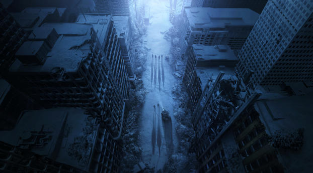 HD Wallpaper | Background Image Wasteland 3 Game 5k
