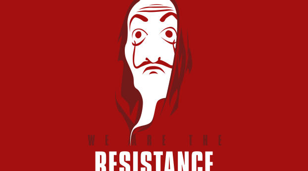 HD Wallpaper | Background Image We Are The Resistance