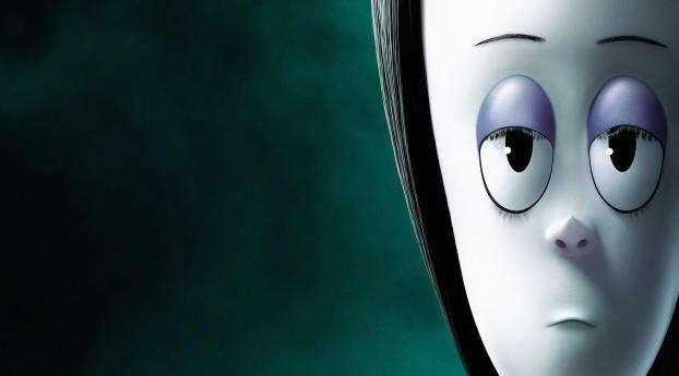 HD Wallpaper | Background Image Wednesday Addams In The Addams Family