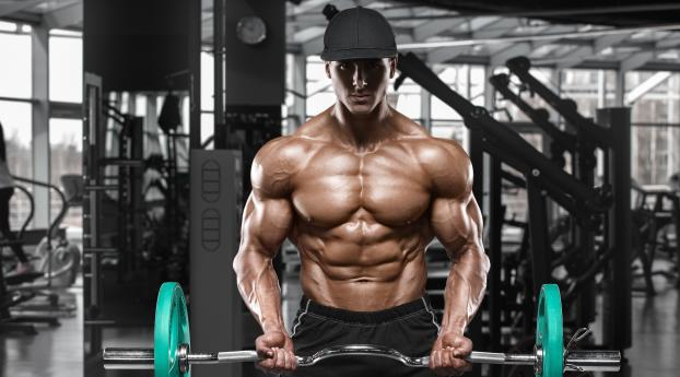 HD Wallpaper | Background Image Weightlifting 6K