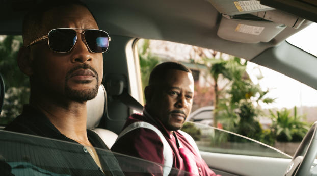 HD Wallpaper | Background Image Will Smith and Martin Lawrence In Bad Boys for Life