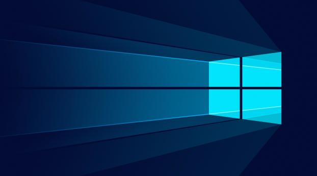 HD Wallpaper | Background Image Windows 10 Minimal