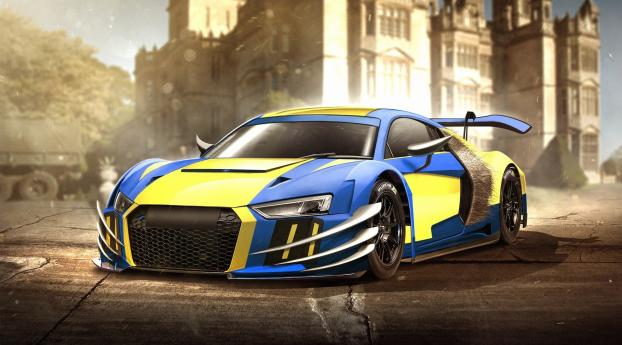 HD Wallpaper | Background Image Wolverine's Audi R8