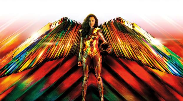 Wonder Woman 1984 8k Wallpaper