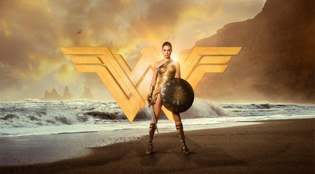 HD Wallpaper | Background Image Wonder Woman 4k Gal Gadot