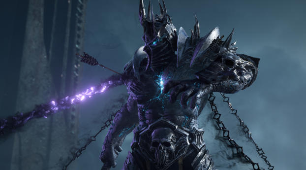 HD Wallpaper | Background Image World of Warcraft Shadowlands Game