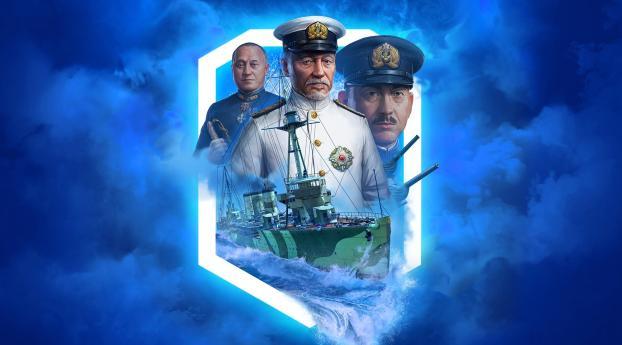HD Wallpaper | Background Image World of Warships Legends