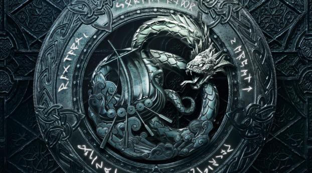 HD Wallpaper | Background Image Wrath Of The Jormungandr For Honor