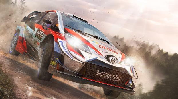 HD Wallpaper | Background Image WRC 8