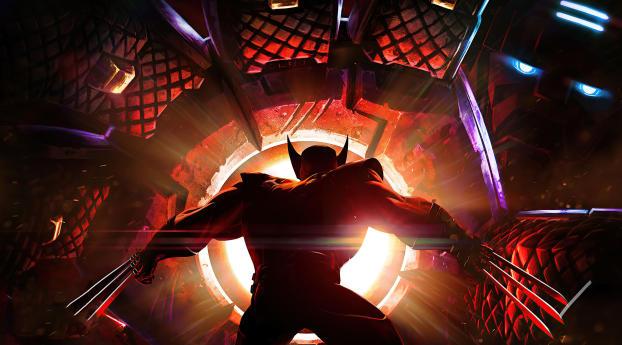 X-Men Wolverine MARVEL CoC 4K Wallpaper