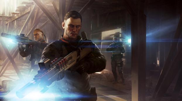 XCOM 2 Sniper Wallpaper