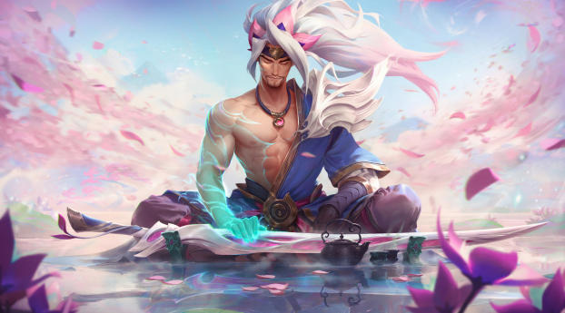 3840x2160 Yasuo 4k League Of Legends 4k Wallpaper Hd Games 4k Wallpapers Images Photos And Background