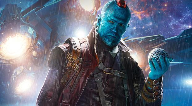 Yondu Udonta Guardians Of The Galaxy Wallpaper