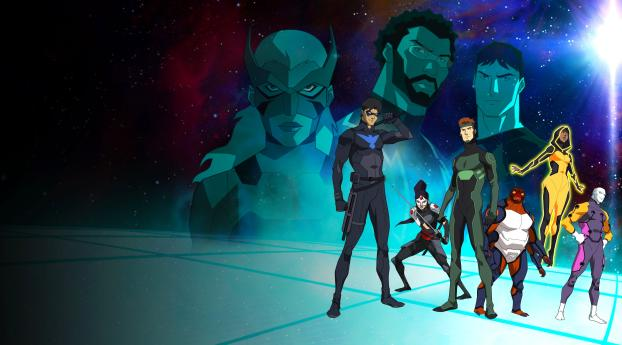 HD Wallpaper | Background Image Young Justice Tv Show