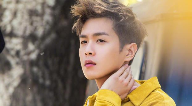 HD Wallpaper | Background Image Zhang Ruoyun Chinese Actor 2017