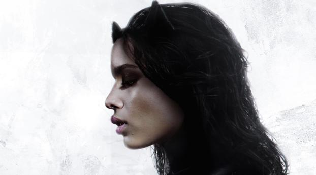 HD Wallpaper | Background Image Zoe Kravitz as Catwoman