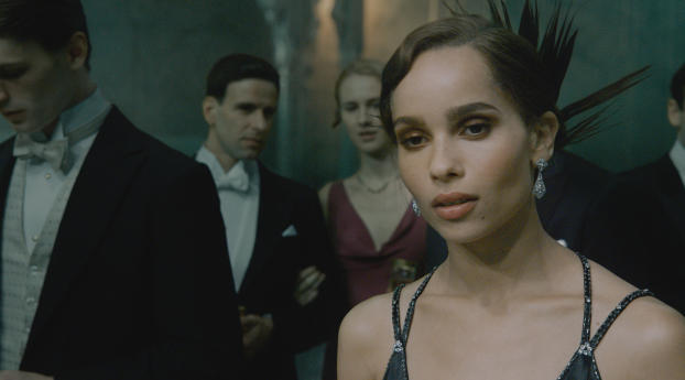 HD Wallpaper | Background Image Zoë Kravitz as Leta Lestrange in Fantastic Beasts 2