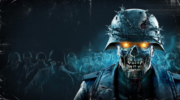HD Wallpaper | Background Image Zombie Army 4